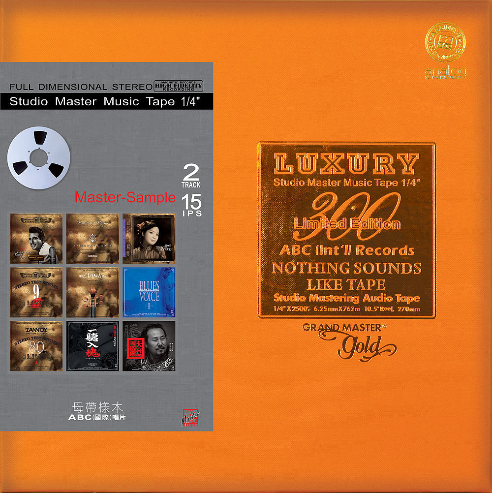 Master Sample 1 4 Studio Master Abc(int L)records