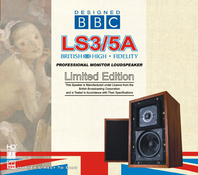 Ls3 5a Limited Edition Hi Fi Test Hd Mastering Cd