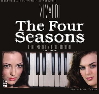 雙鋼琴《四季》維瓦爾第
