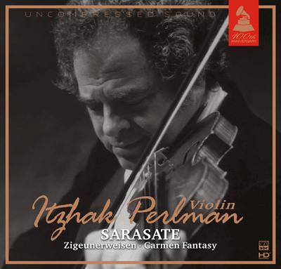 流浪者之歌—伊扎克•帕爾曼小提琴