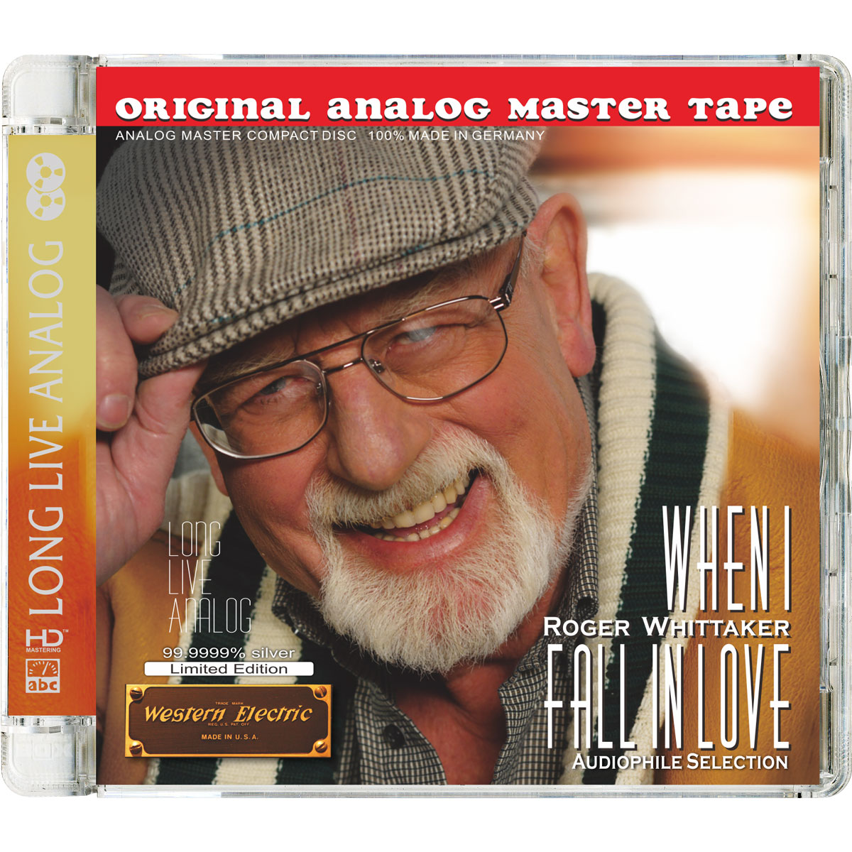 Roger Whittaker-When I Fall in Love