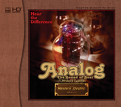 Analog The Sound Of Soul Hi Fi Test Hd Mastering Cd