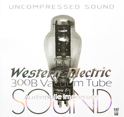 300B Vacuum Tube—Audiophile lmpressive Sound