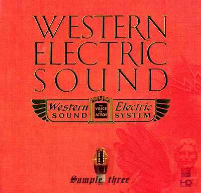 Western Electric Sound—Sample three