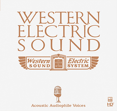 Western Electric Sound Voice Ii Vocal Hd Mastering Cd
